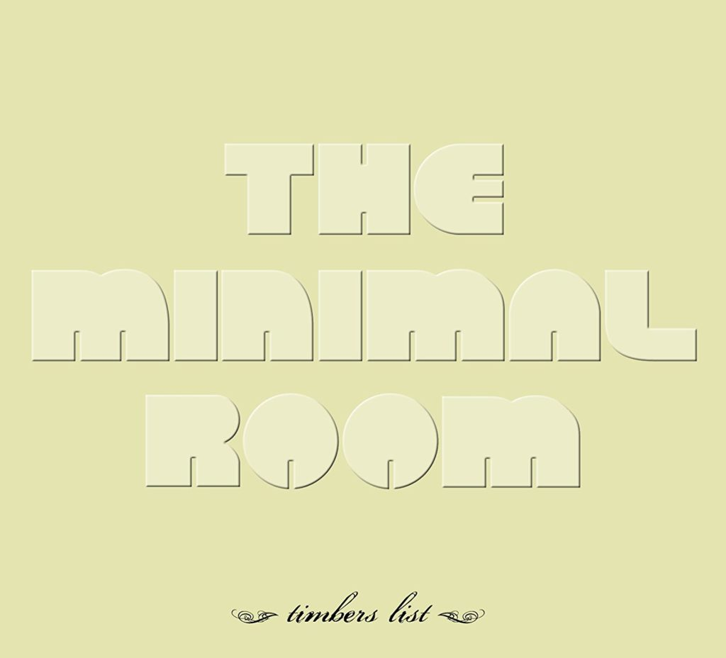 The Minimal Room CD Jens Timber
