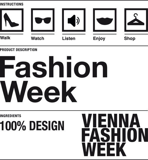 Vienna Fashion Week Vol. 01